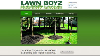 Lawnboyz Property Services - Holland Landing, Ontario