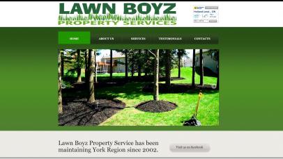 Lawnboyz Property Services - Holland Landing, Ontario