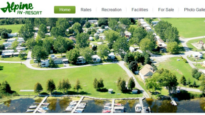 Alpine RV Resort - Lindsay, ON