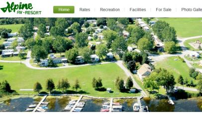 Alpine RV Resort - Lindsay, ON